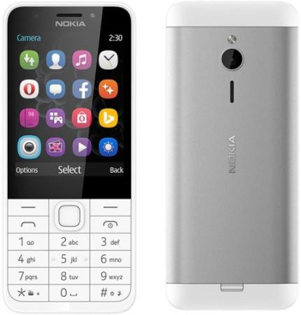 nokia keyboard phone. nokia 230 white keyboard phone r