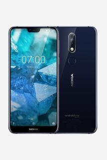 Nokia 7.1 64GB 4GB Gloss Midnight Blue