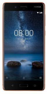 Nokia 8 64GB 4GB Copper