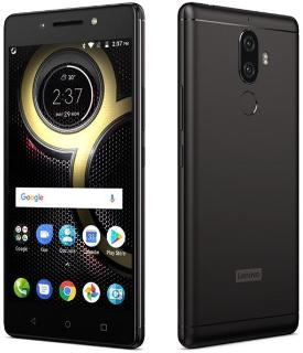 Lenovo K8 Note 64GB (Black, 4GB RAM)