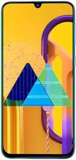 Samsung Galaxy M30s (Sapphire Blue, 4GB RAM, Super AMOLED Display, 64GB Storage, 6000mAH Battery)