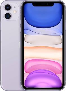 Apple iPhone 11 (Purple, 128 GB)