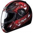 Studds - Full Face Helmet - Rhino Decor (D2 Black N2) [Large - 58 cms]