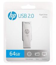 HP v232w 64GB USB 2.0 Utility Pendrive Pack of 1