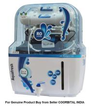 ROYAL AQUA GRAND + AQUA FRESH 14 Ltr ROUVUF Water Purifier
