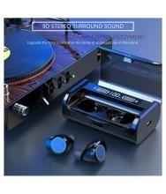 G06 True HIFI Wireless Blueteeth 5.0 Headset Sport Earbuds Twins Ear Stereo
