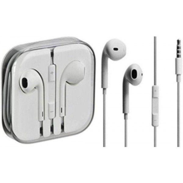 facd16a9fe4 ADIVA Wired earphones for Yu Yureka Stereo Dynamic headphone Wired ...