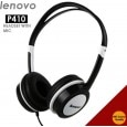 Lenovo P410 STERO DYNAMIC HEADPHONE Headphones (RED, On the Ear)