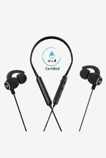 Boat 255 T Rockerz Bluetooth Headset With Mic Black Price Specifications Features Reviews