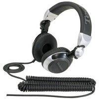 Panasonic RP-DJ1210E-S Over-the-ear Headphone