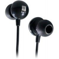 14396a06e3b Iball Pearl Wired Headphones (Black) Stereo Dynamic Headphone Wired  Headphones (Black, In