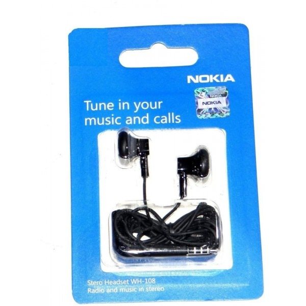 15558778818 *There is an 80% chance that the price may fall by 10% in the next 3 weeks!  Get instant price drop email / SMS. Nokia wh-108 Stero Headset ...