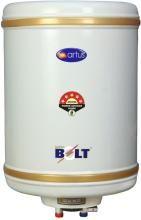 Artus 10 L Storage Water Geyser(Ivory, BOLT BLU)