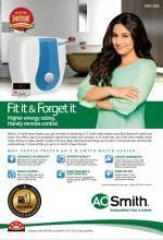 AO Smith 10 L Storage Water Geyser(Brown, SBS)