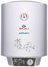 Bajaj New Shakti 10 L Storage Water Geyser (White)