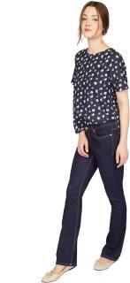 1b084116f3 Compare. Set Price Alert. Allen Solly Regular Women Blue Jeans