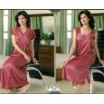 Womens Sleep Set Sexy 2pc Nighty & Over Coat New Babydoll in Red 334C Gurlz Fun Night Set Onion Colour