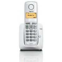 Gigaset A220 Cordless Phone (White)