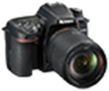 Nikon D7500 (With AF-S DX NIKKOR 18-140 mm F/3.5-5.6G ED VR Lens) 20.9 MP DSLR Camera (Black) + FREE Nikon DSLR Bag + 8GB Memory Card