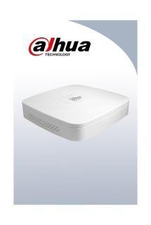 Dahua HCVR5104C-S2 4 Channel Hybrid Video Recorder (White)