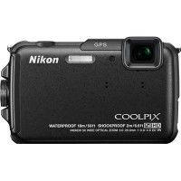 Nikon Coolpix AW110 Point & Shoot Digital Camera Black