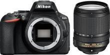 Nikon D5600 DSLR Camera AF-S DX Nikkor 18 - 140mm VR Black