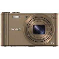 Sony Cyber-Shot DSC-WX300 Point & Shoot Digital Camera Brown