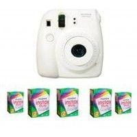 Fujifilm Instax Mini 8 camera 62x46mm White