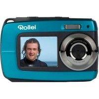 Rollei Sportsline SL 62 Point & Shoot Digital Camera Blue