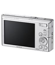 Sony Cybershot W830 20.1MP Digital Camera (Silver)