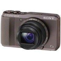 Sony Cyber-Shot DSC-HX20V Point & Shoot Digital Camera Brown