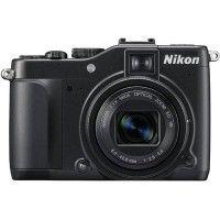 Nikon Coolpix P7000 Point & Shoot Digital Camera Black