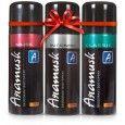 Aramusk Musk, Intense, Classic Deodorant Tripack (Buy 2 get 1 free)