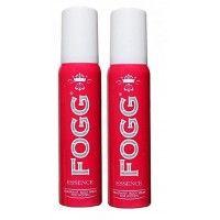 FOGG Fragrant Body spray for Women - Essence (Pack of 2)