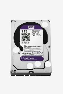 WD Purple 1 TB Internal Hard Drive (Silver)