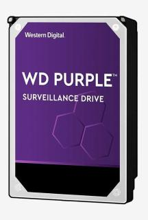WD WD60PURZ 6 TB Surveillance Internal Hard Drive (Purple)