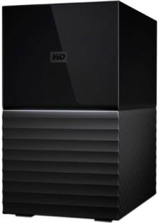 WD My Book Duo (WDBFBE0120JBK) 12TB External Hard Disk