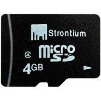 Strontium 4 जीबी MicroSD Card