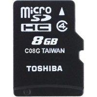 Toshiba Micro SD 8GB Class 4