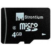 Strontium 4GB MicroSD Card (Class 6)