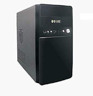 Wolux WPC-1564 Desktop PC (Intel Core 2 Duo 3 GHZ /4GB RAM /500 GB / 15.6 inch.LED / WIFI)
