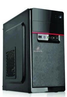 JK COMPUTERS Intel Core 2 Duo 2gb / 250 जीबी HDD Desktop Computer