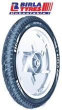 Birla FIREMAXX R43 100/90-18 Rear Tyre(Dual Sport, Tube Less)