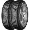 JK Tyre Steel King Radial (Set of 2) 4 Wheeler Tyre(7.00-15, Tube Type)