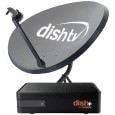 Dishtv HD COnnectiOn with Recorder-Malayalam Pack (1 mOnth Family-Sport And full-On HD with 300 Movie Points) (Prepaid Only)