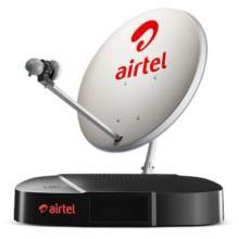 Airtel Digital TV India HD Set Top Box with 1 Month MEGA HD Pack