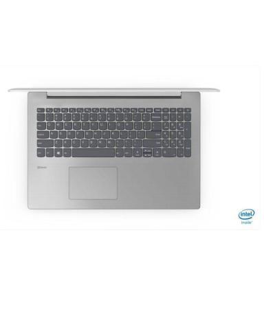 Lenovo IdeaPad 320 (80XH01X8IN) (Intel Core i3 (6th Gen)/4 GB/1 TB/39 624  cm (15 6)/Windows 10/Integrated Graphics/ No ODD) (Platinum Grey)