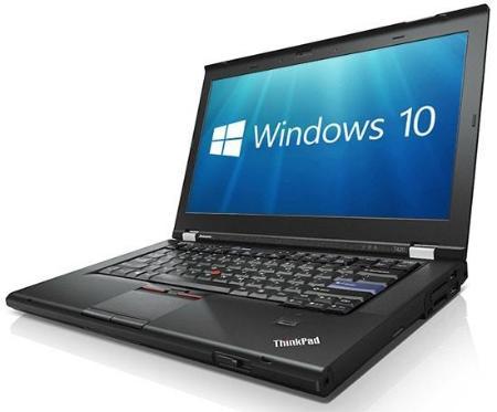 Refurbished LENOVO T410 INTEL CORE I5 Laptop with 8GB Ram 1 TB Harddisk