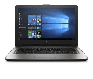 HP (Core i5-7th Gen/4GB/1TB/Win 10 Home/Integrated Graph/14 Inches) 14-AM122TU Laptop Turbo Silver