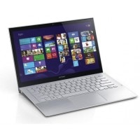 Sony VAIO Pro 11 SVP11213SN Netbook (4th Gen Ci5/4GB/128GB SSD/Win8) White